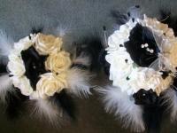 black_and_cream_bouquets
